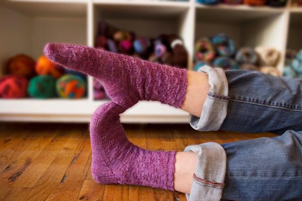 Gitte's Socks