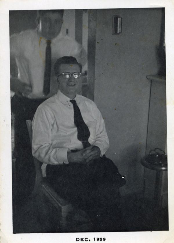 dad 1959