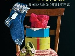 Giveaway and Blog Tour: Great Little Gifts to Knit by Jean Moss