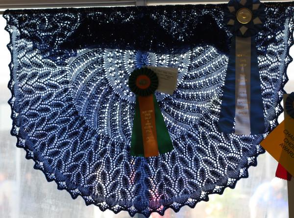 winner shawl