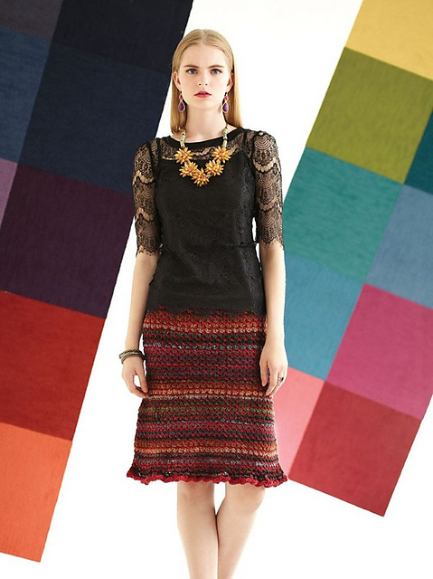 noro quilted skirt