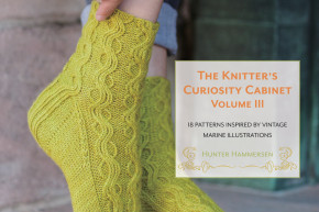 No-Bull Book Review: The Knitter's Curiosity Cabinet, Vol. 3 & Giveaway!