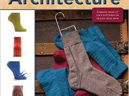 No-Bull Book Review:  Sock Architecture, by Lara Neel