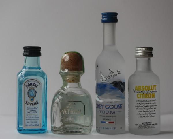 bottles only