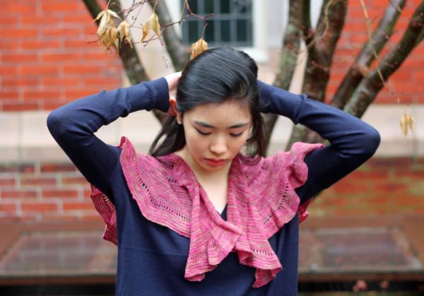 shawlette 8