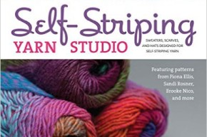 The very very first giveaway of Self-Striping Yarn Studio