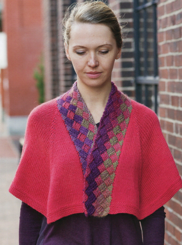 Magic Carpet Capelet